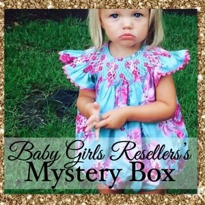 Baby Girls Resellers Mystery Box • NWT