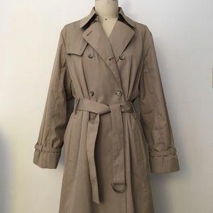 London Fog vintage classic trench coat