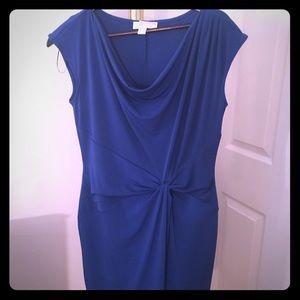 Michael Kors Royal Blue Dress - Holidays 🎉