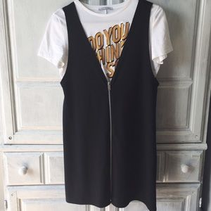 Dress and shirt from Zara size small