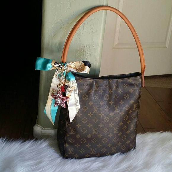71a335b6fa5 Louis Vuitton Handbags - 💕💥FIRM PRICE 💥💕AUTH Louis Vuitton Looping GM