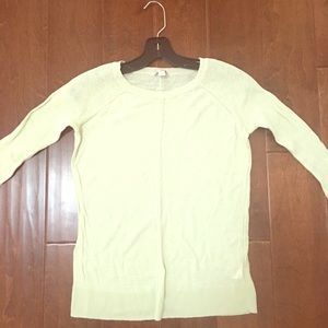 XS Gap Lime green thin pullover