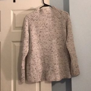 a6798a2f356 Madewell Sweaters - Madewell Donegal Northfield Mockneck Sweater