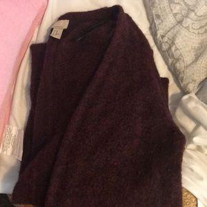 Long sweater/cardigan