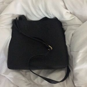 Urban Outfitters black crossbody bag