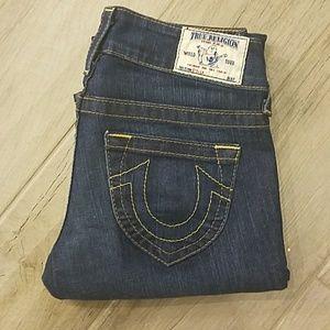 Like new True Religion Jeans 26