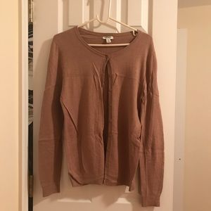 OLD NAVY | Light Brown Cardigan