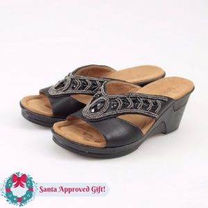 NaturalSoul by naturalizer Demi-Wedge Sandals/ 7.5