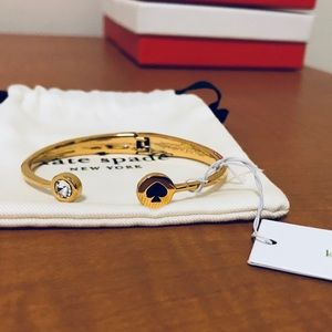 Brand new Kate Spade gold cuff