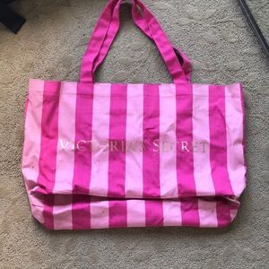 Large Victoria's secret bag