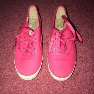 Pink Keds Champion Originals