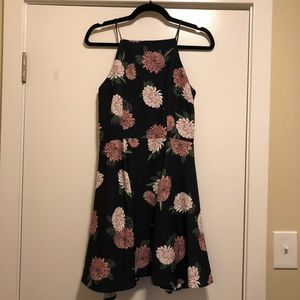 Keepsake floral dress size small from Nordstrom