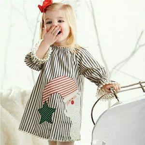 Coming Soon🆕Adorable Long Sleeve Santa Dress