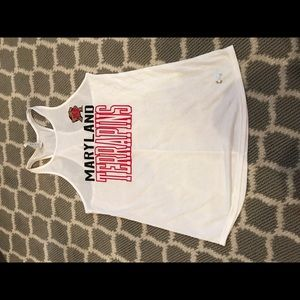 BRAND NEW UNDER ARMOUR MARYLAND TANK TOP