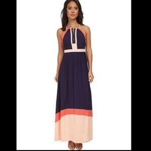 NWOT Brigitte Bailey Maxi Dress