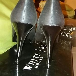 dcc6c84c6f19 White House Black Market Shoes - Sz 9.5 White house Black Market Ray  stiletto heels