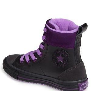 Converse Chuck Taylor Asphalt Leather shoes