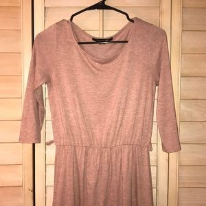 3/4 sleeve comfy dress!