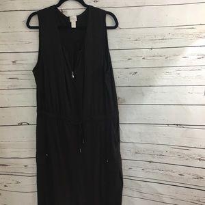 Dark brown Chico's dress size 3