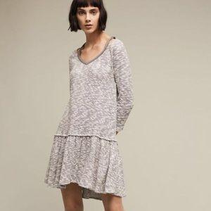 Anthropologie Saturday Sunday Textured Anka Dress