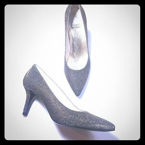 [Stuart Weitzman] Vintage Shimmer Heels