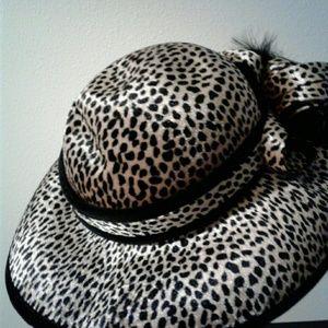 Leopard Designed Hat