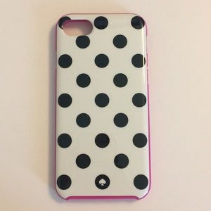 Kate Spade iPhone 6/6s Case Polka Dot