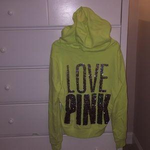 Victoria secret Pink collection sweatshirt