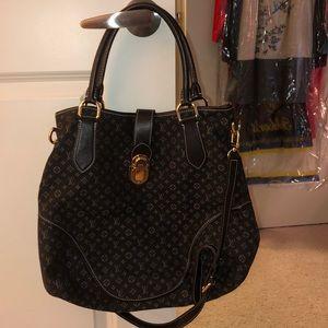 Louis Vuitton Monogram Mini Lin Elegie Bag