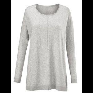 Cabi sweater t shirt heather gray fall 2016