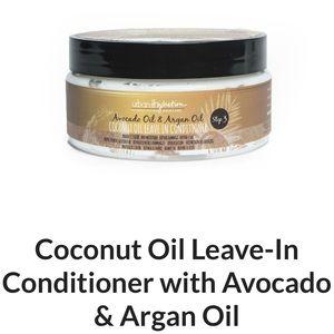 Urban Hydration- avocado & argan oil