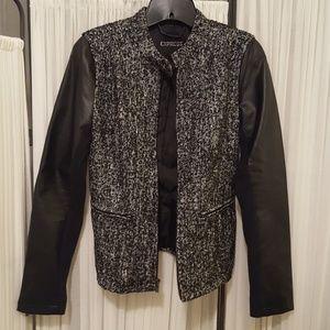 Black/white Express jacket (S)