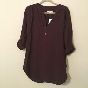 Beautiful LOFT blouse