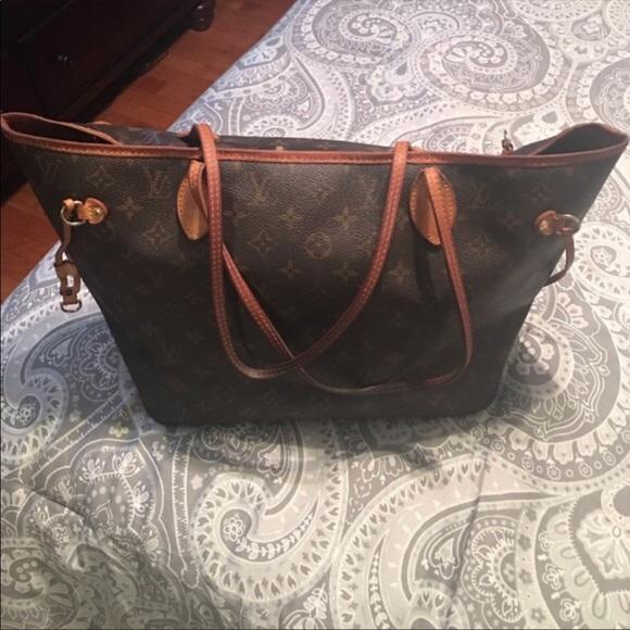 290be75e701c Louis Vuitton Handbags - Vintage authentic Louis Vuitton Neverfull MM