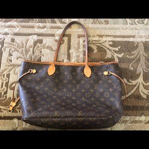 678be9931 Louis Vuitton Bags - Vintage authentic Louis Vuitton Neverfull MM