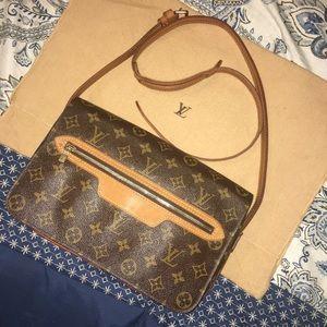 Louis Vuitton Saint Germain Shoulder to Crossbody