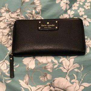 KS Black Wallet