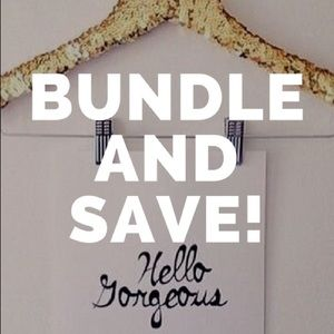 Other - It's the holiday season! Let's bundle!!