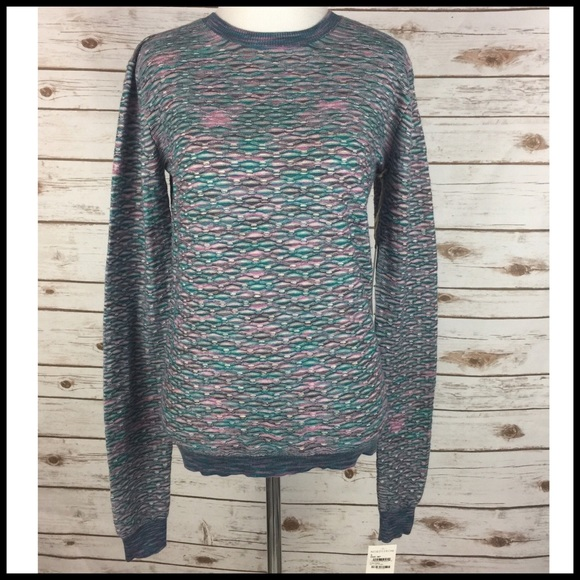 c280b17e89668 Leith Sweaters | Small Lilac Dust Sweater Thin Knit Nwt | Poshmark