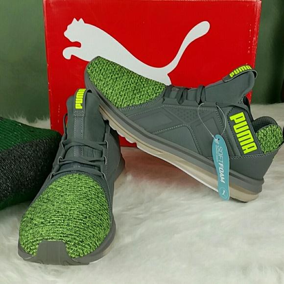 514d6a75131  PUMA  Men s Enzo Knit Cross-Trainer Shoe