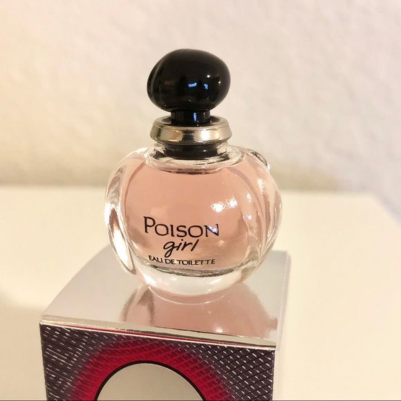Dior Makeup Poison Girl Eau De Toilette Travel Size New Poshmark