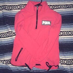 PINK VS Quarter Zip