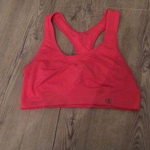 Pink Champion Sports Bra Size XL