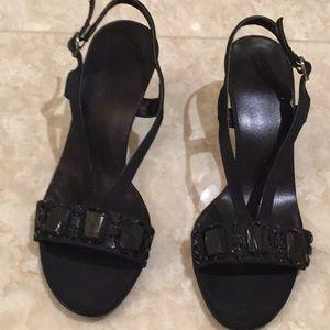Dressy black shoes