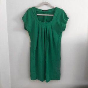 Zara Kelly Green Dress
