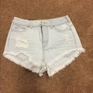 H&M high waist denim short - NWT