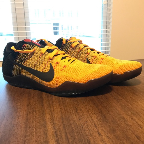 sneakers for cheap 34e43 aa4c2 Nike Kobe XI Elite Low Bruce Lee men s size 10.5. M 5a1620d97fab3ade8800a93f