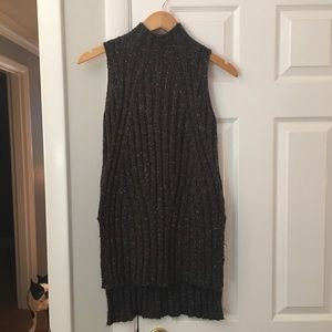 Mossimo Sleeveless Sweater Tunic