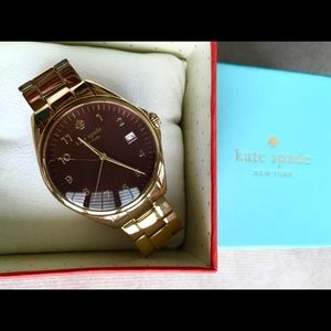 Kate Spade New York | Gold Watch