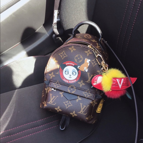 classic great prices unique design Louis Vuitton Bags | My Lv World Tour Palm Springs Mini Backpack ...